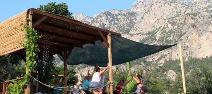 Bade Hoca İle Yoga Kampı – Kabak Koyu – Sultan Camp