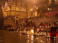 Ritüellerin Şehri Varanasi
